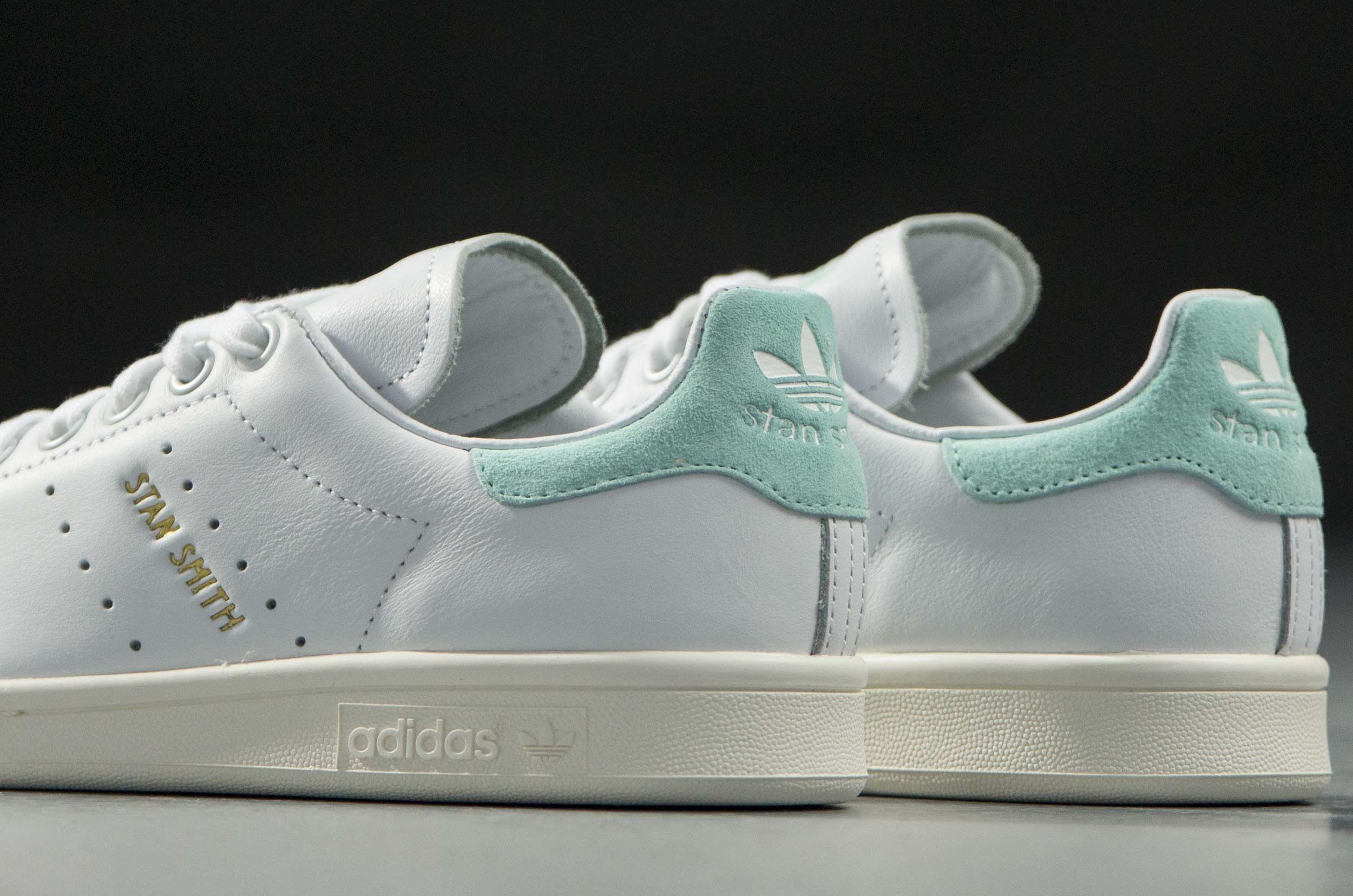 meet 7a687 8a9fe adidas Originals STAN SMITH BZ0461 Λευκό