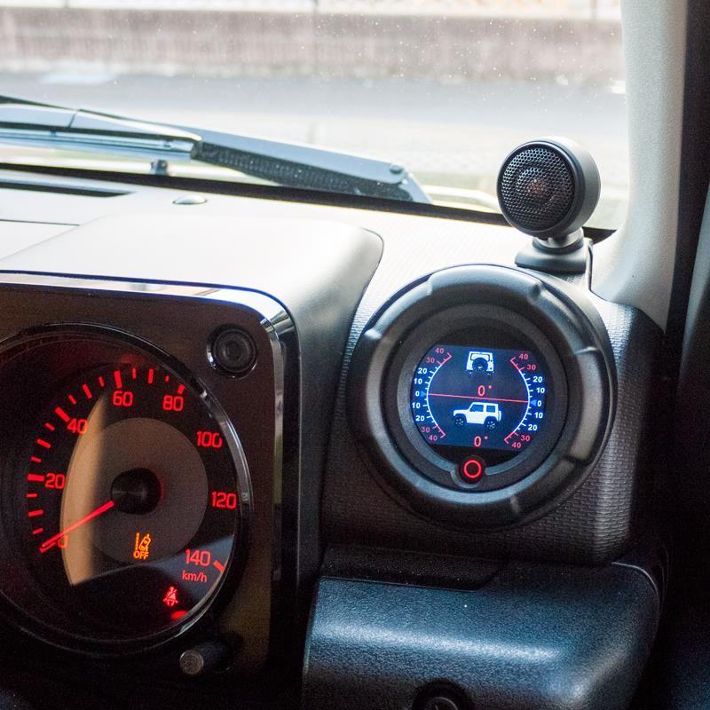 スズキ ジムニー Autool X95を新型ジムニー Jb64 に自作取付 その1 スズキ ジムニー ジムニー 新型ジムニー