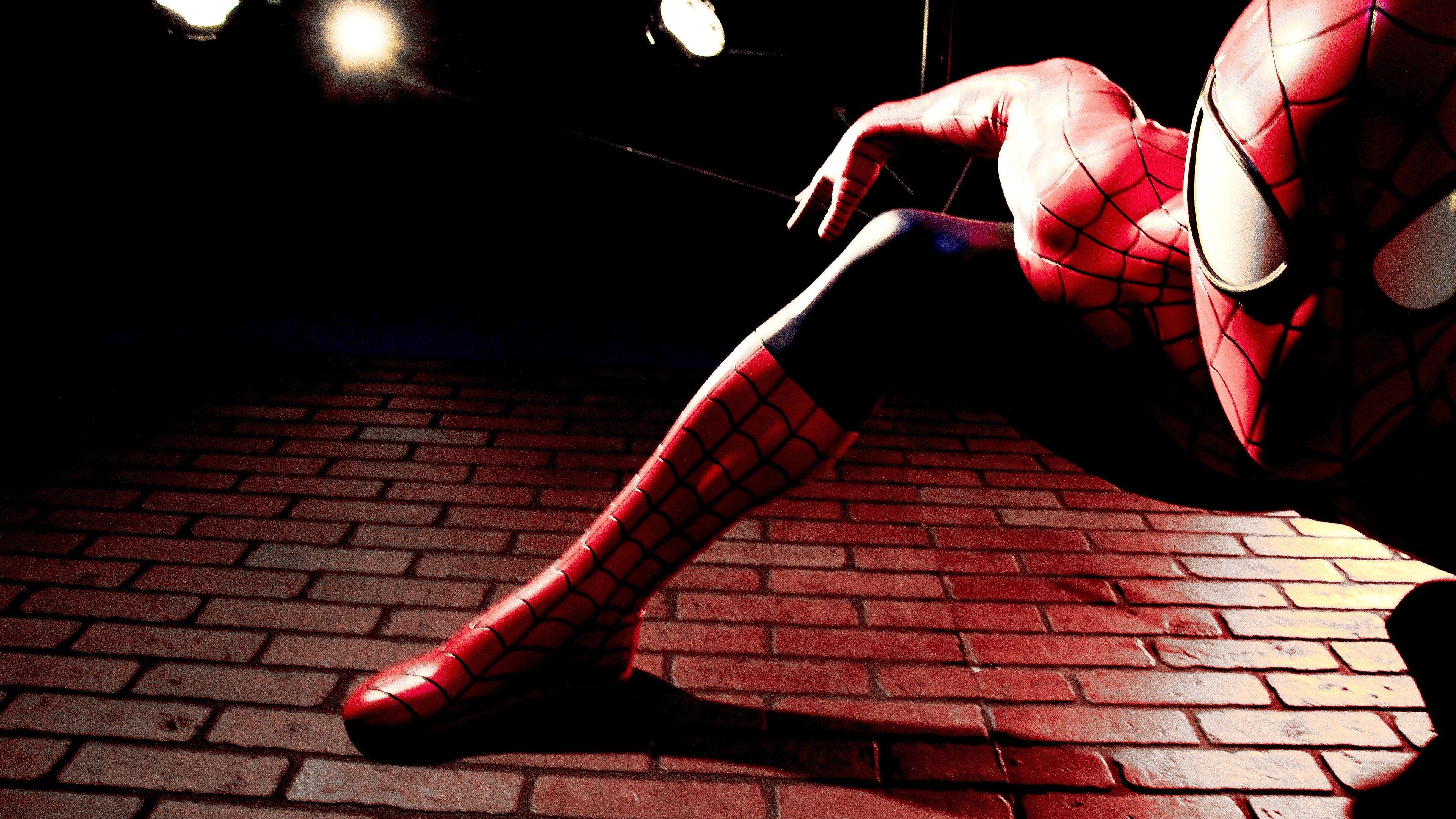 Wallpaper 4k Spider Man Cosplay 4k 4kwallpapers, 5k