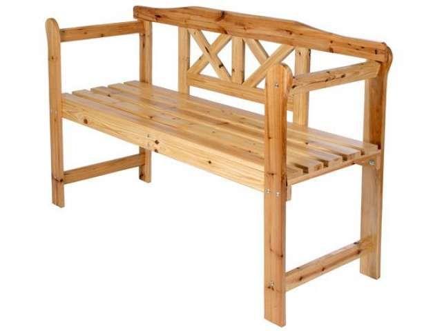 Mil anuncios com bancos madera respaldo muebles bancos - Garajes de madera de segunda mano ...