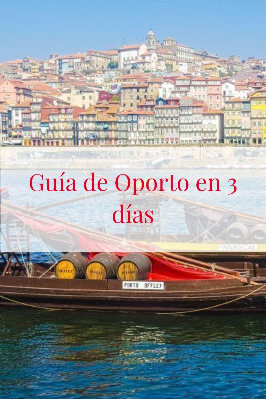Guía Slow De Oporto En 3 Días Oporto Ciudad Moderna Ciudades
