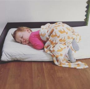 Floor Bed for Toddlers {5 Benefits of a Floor Bed} images