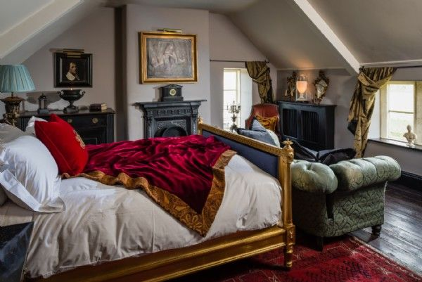Rustic glam house near Cheltenham in the Cotswolds, Darcy House