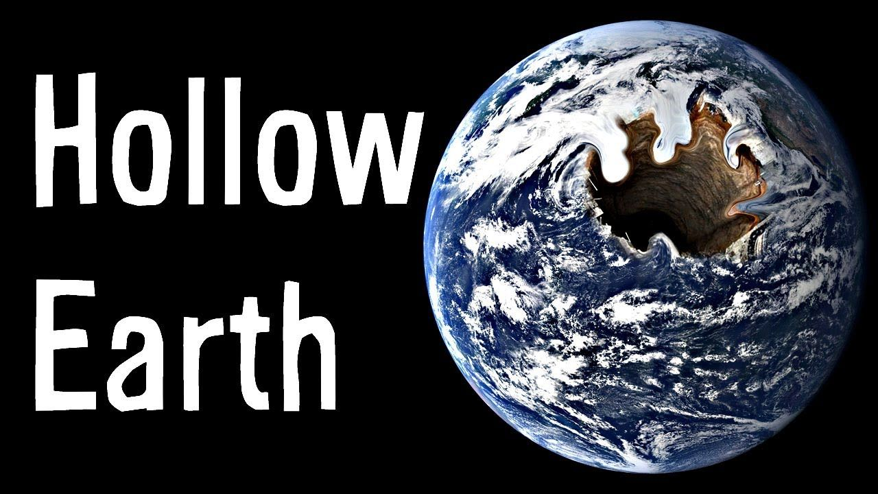 The Hollow Earth Theory Earth is Not Solid. Hollow