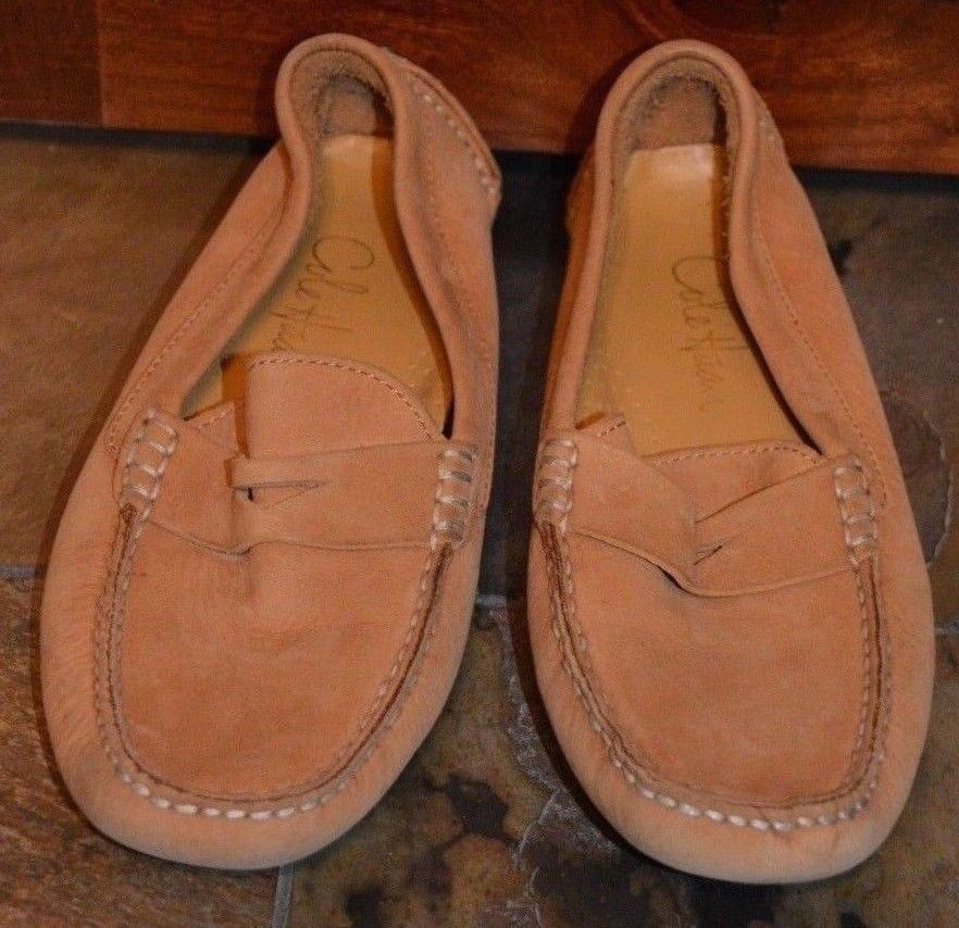cd1a06f02c35 Womens' COLE HAAN Light Brown Casual Slip-On Loafers Shoes Size 5.5  #fashion #clothing #shoes #accessories #womensshoes #flats (ebay link)