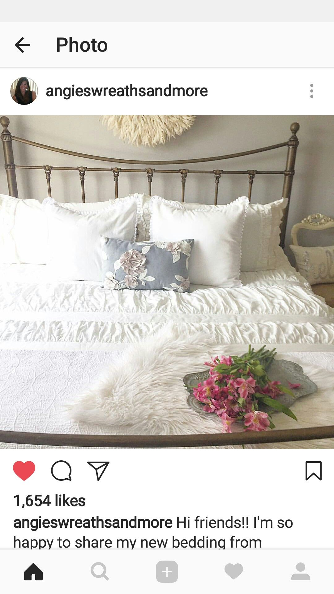 FARMHOUSE MASTER BEDROOM LOVE THE BEDDING COUNTRY FARMHOUSE TOUCHES VINTAGE LOVE...BY INSTAGRAM