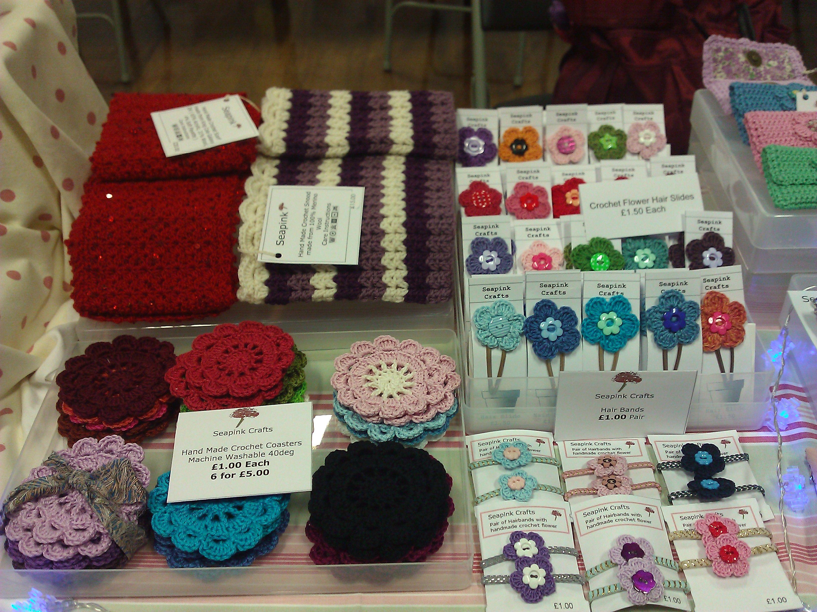 Debenham High School Christmas Craft Fair Decemeber 2012