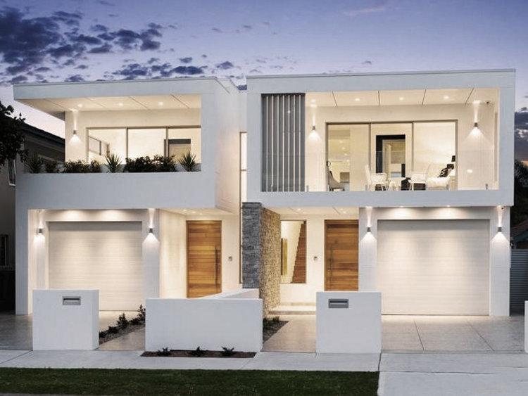 M Cubed Design Sydney Duplexes Designer Homes Architect Architect Duplex Duplex Design Duplex House Design Townhouse Designs
