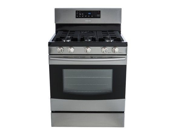Samsung Nx58f5500ss 5 Burner Gas Range Cr Recommended 600
