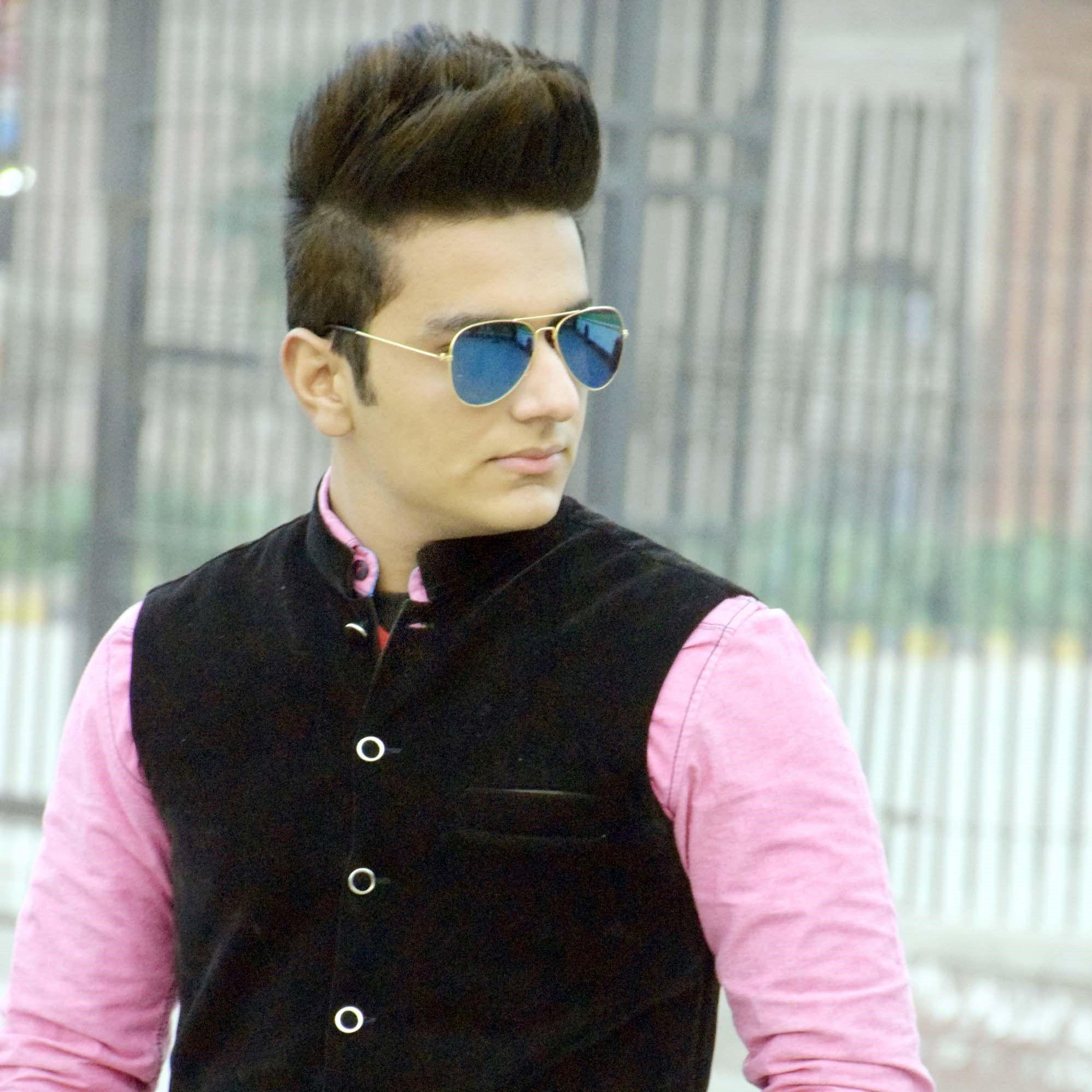 Bilal Saeed New Hairstyle 12 at MensHairstyleTrends  New hair