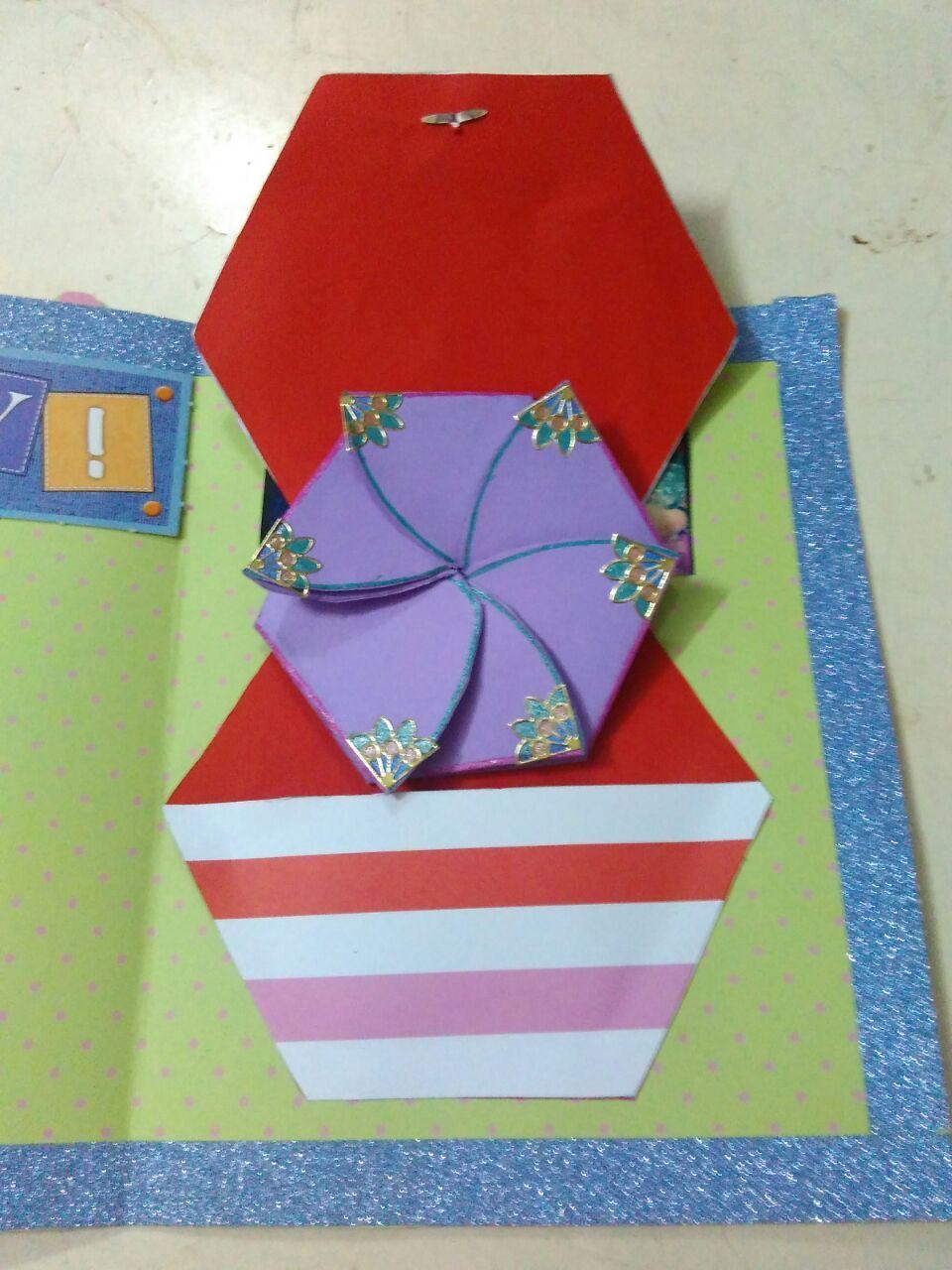 Pin by preeti prabhu on handmade birthday greeting cards pinterest