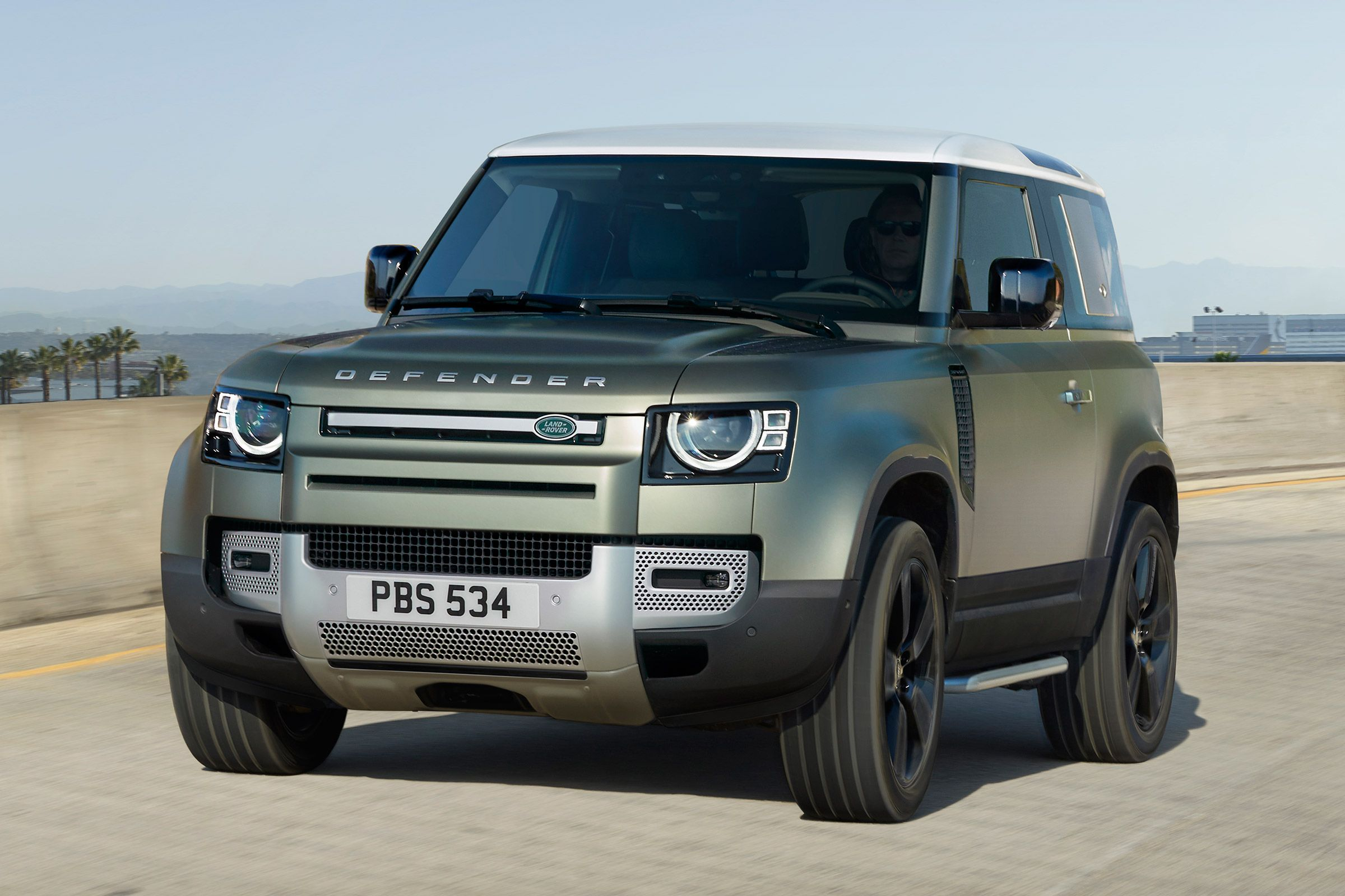 2020 Land Rover Defender First Drive