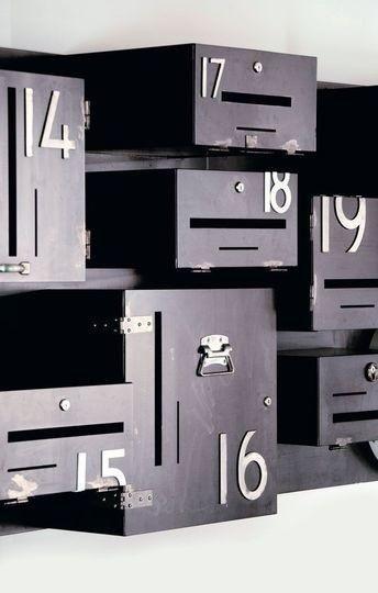 Awesome Apartment Mailboxes Interiordesignshome Com Interior