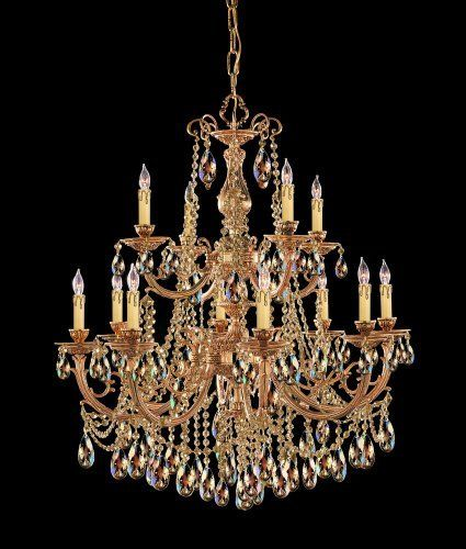 Olde World 6 Light Candle Chandelier Crystal Swarovski Spectra By Crystorama Http Www Dp B Crystal Chandelier Crystorama Candle Style Chandelier