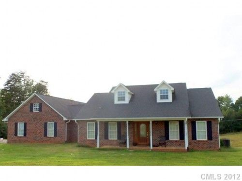 Brick Home with Basement and Acreage Vale NC 3 bedroom home for