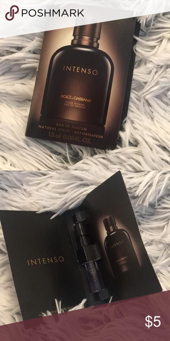 Dolce Gabbana Pour Homme Eau De Parfum Dolce Gabbana Intenso