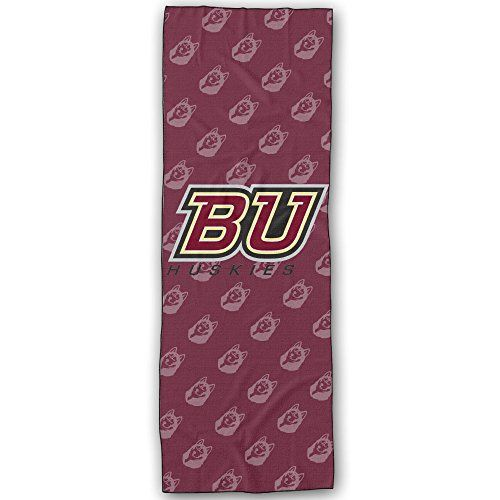 Bloomsburg Huskies Yoga Mat Towel *** See this great product.  This link participates in Amazon Service LLC Associates Program, a program designed to let participant earn advertising fees by advertising and linking to Amazon.com.