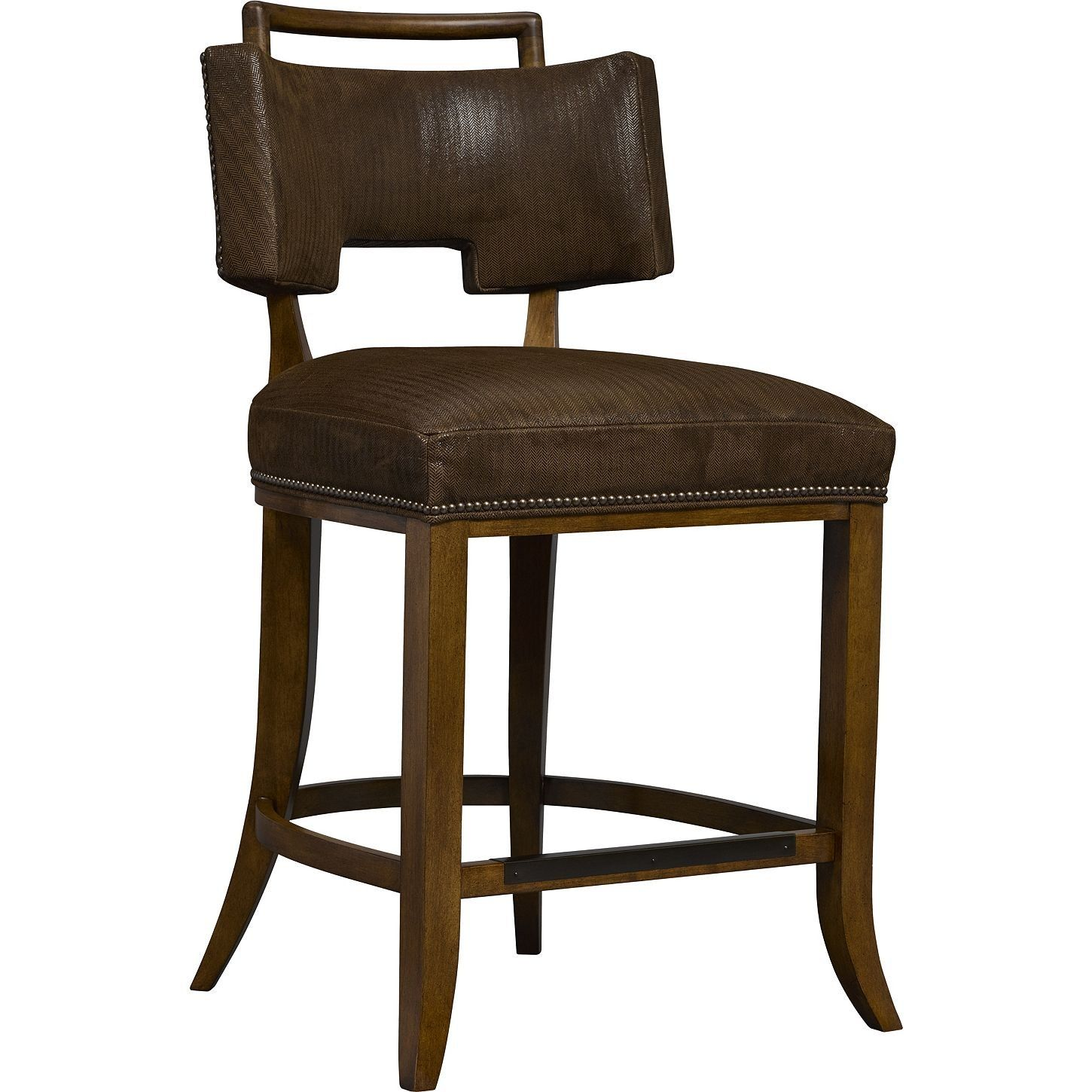 Astonishing Saint Giorgio Counter Stool With Handle By Hickory Chair Forskolin Free Trial Chair Design Images Forskolin Free Trialorg
