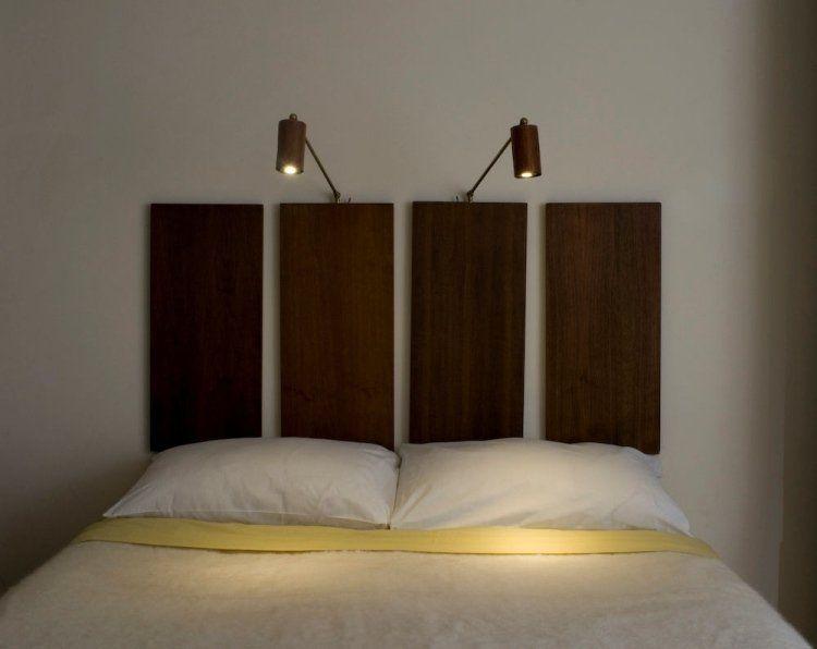Applique murale liseuse - confort maximal dans la chambre House