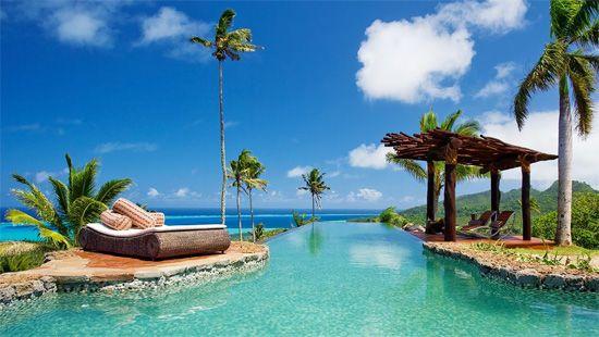 Laucala Island Iles Fidji
