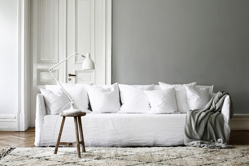 Best White Sofas In Living Rooms. The 5 Best White Sofas  Living rooms Interiors and sofas
