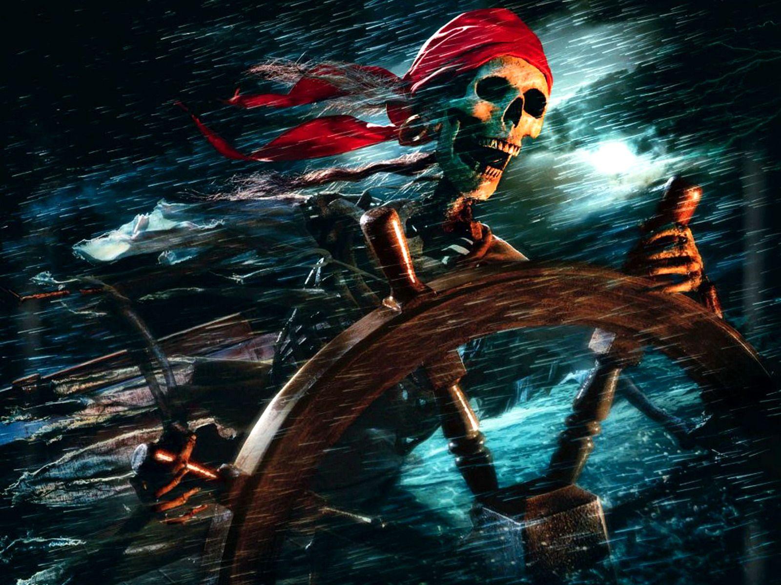 pirate skeleton
