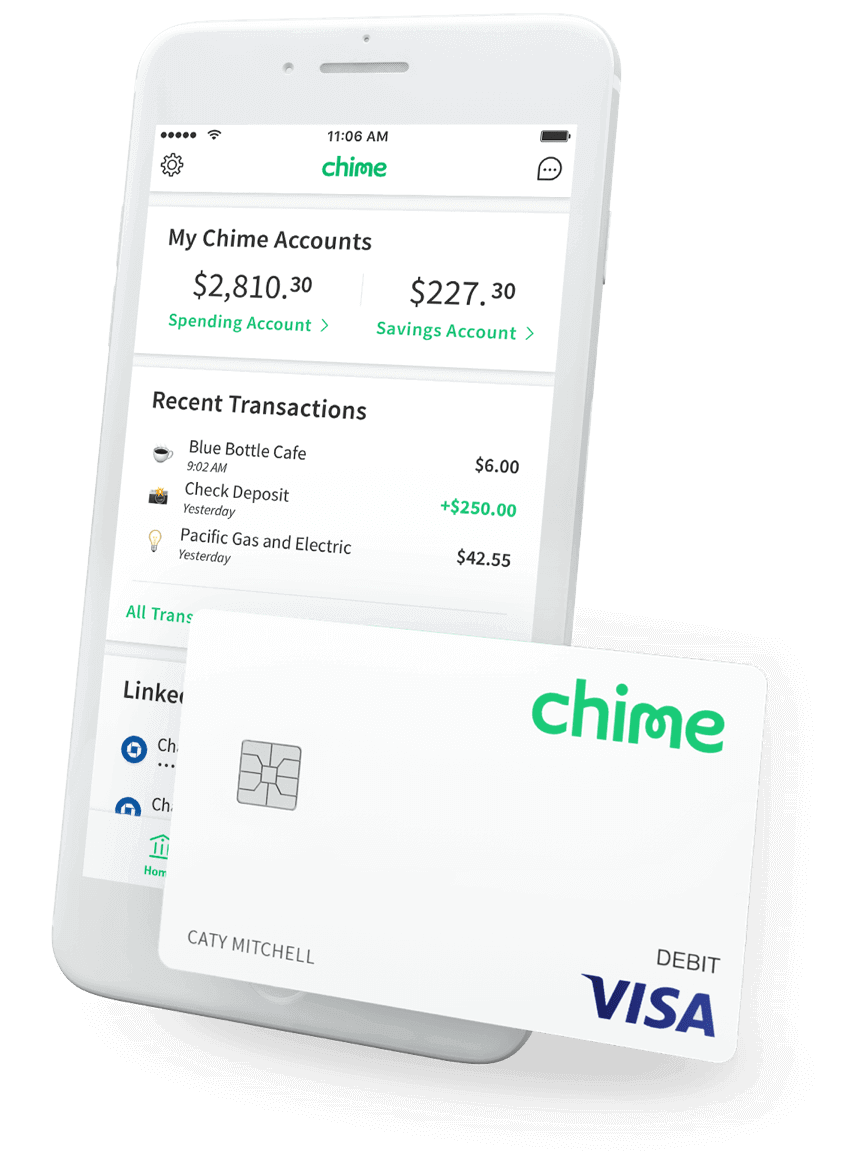 Chime Mobile Banking App (With images)