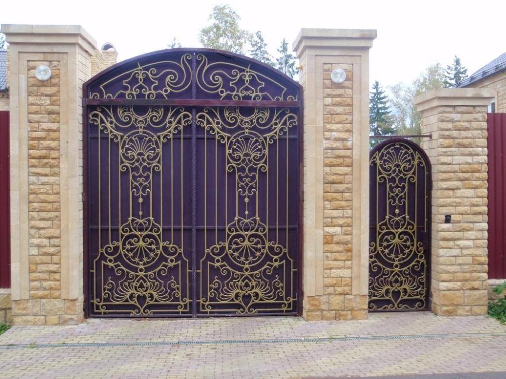كتالوج بوابات حديد للمنازل خارجية تركية بالصور كتالوج ابواب حديد Pdf عرب ديكور Steel Windows House Designs Exterior Door Manufacturer