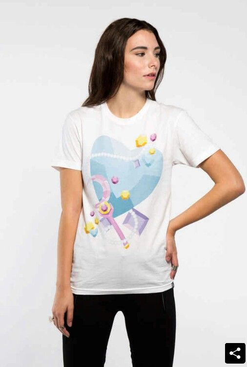 Sailor moon graphic t shirt