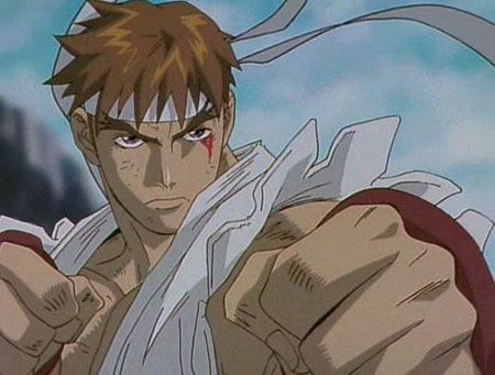 Another Scene With Ryu Street Fighter Street Fighter