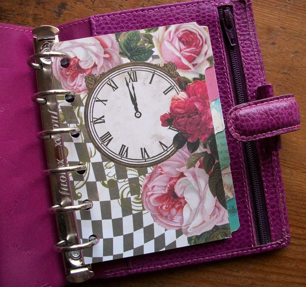 'Mad Tea Party' pocket dividers