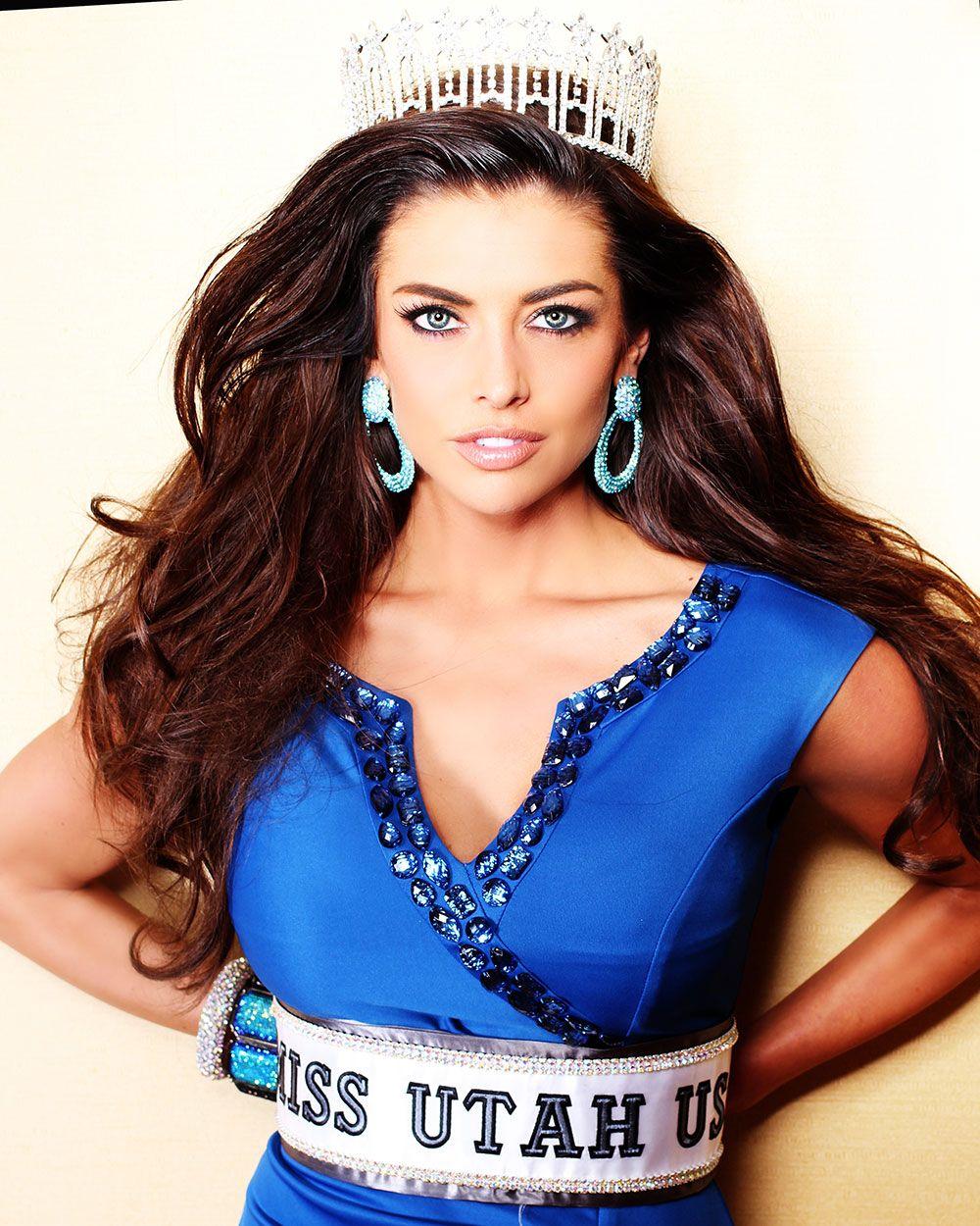 Miss Utah Bombs On Miss USA- Marissa Powell's Answer Goes Viral