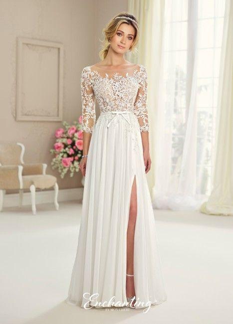 Enchanting by Mon Cheri 217108 Wedding Dress