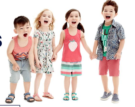 Niños Vestidos A La Moda Y Posando Como Modelos ¿Qué