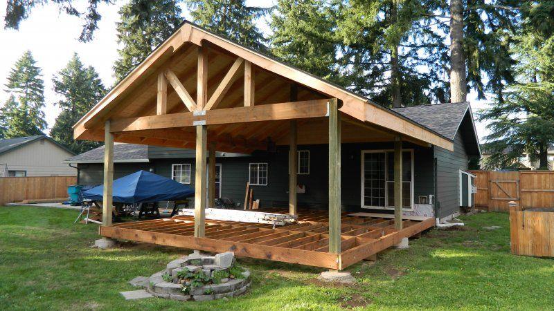 covered patio addition | patio-cover-21 | Backyard Bonanza ...