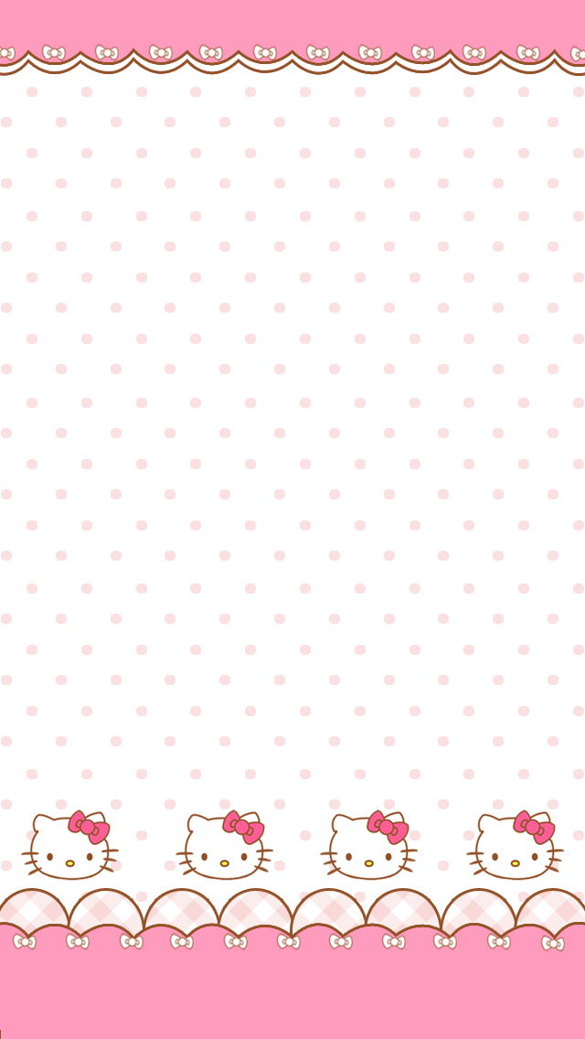 Cute Pink Sanrio Wallpaper