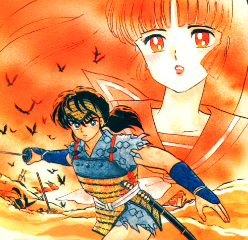 Ayuko Hayami, from Golden Boy