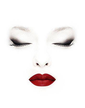 In Dissoluvel Via Tumblr Smokey Eye Red Lips Smokey Eye For