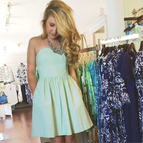 This dress gimme please #lillypulitzer