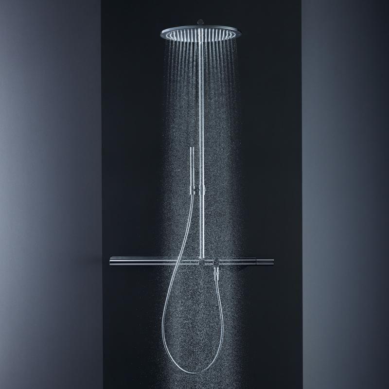 Axor Showerpipe 800 #Axor #shower #douche #bathroom #badkamer www ...