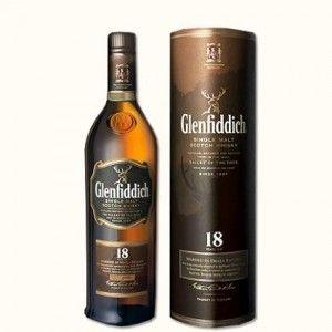 68 01 Whisky Glenfiddich 18 Anos 700ml Whisky