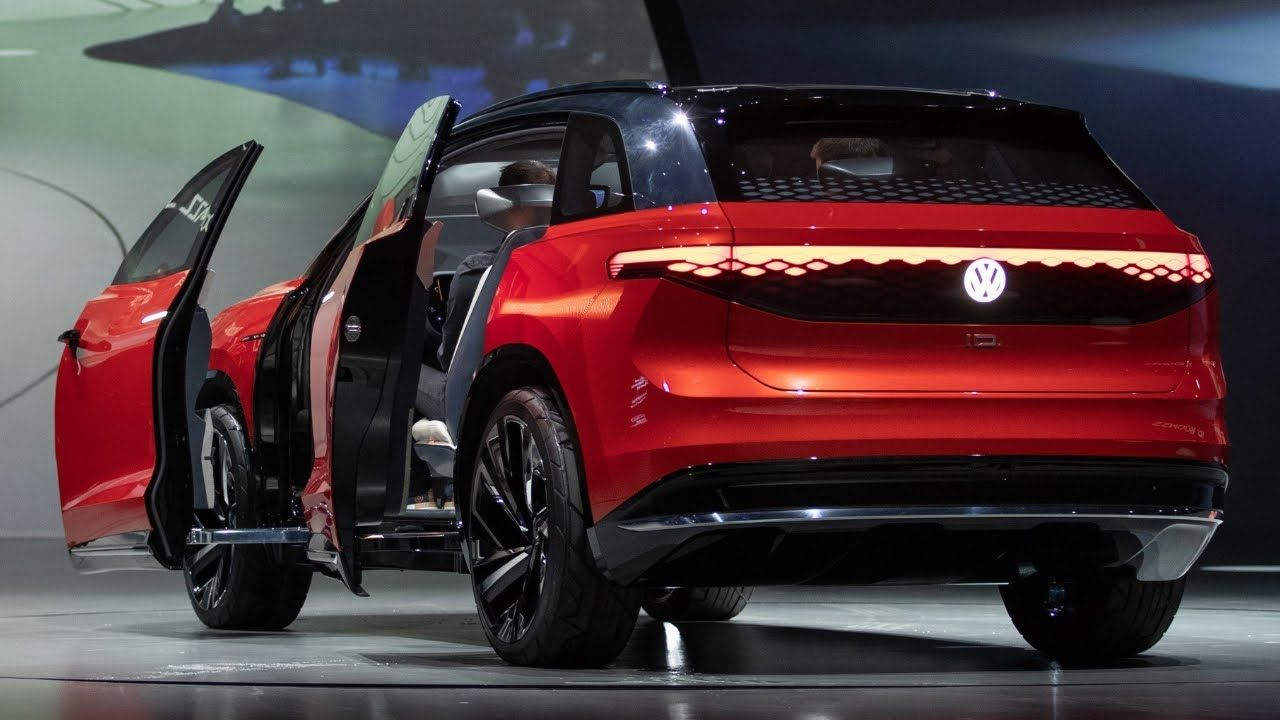 2020 Volkswagen Suv Introducing Concept Car New suv