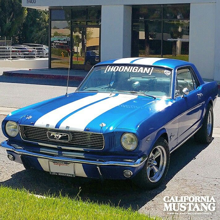 1966 Mustang Parts >> California Mustang Parts And Accessories Classic Industries