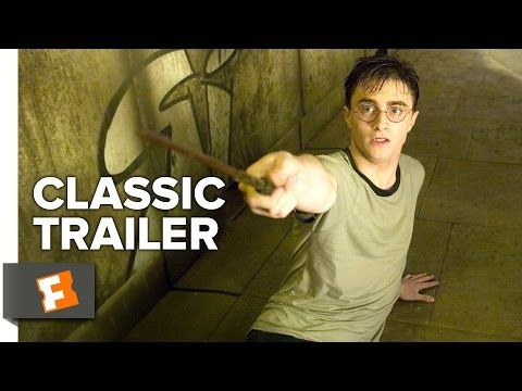 Which Harry Potter Movie Best Describes You Daniel Radcliffe Movies Harry Potter Trailer Daniel Radcliffe