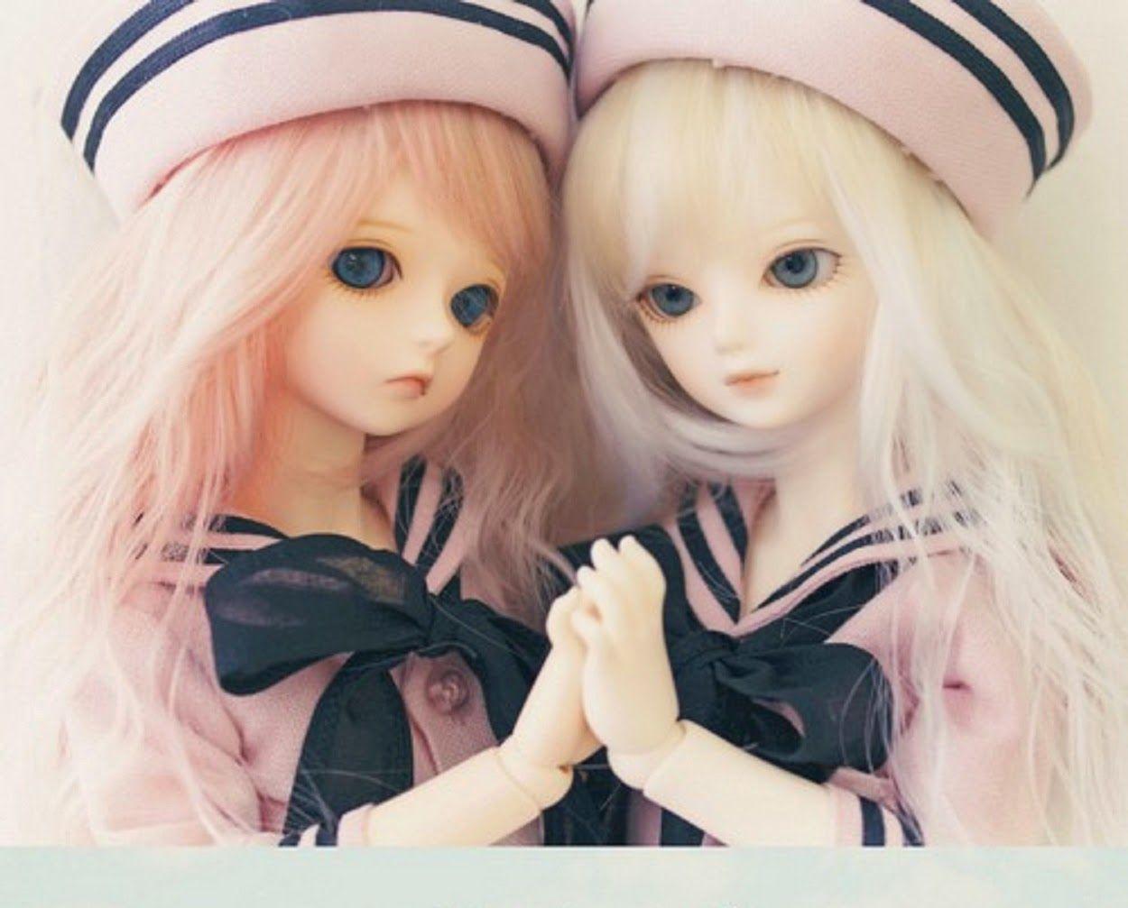 Unique Hd Wallpapers 4u Cute Twins Barbie Dolls Hd