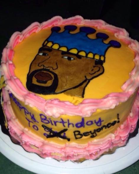 40 Cakes That I Really Hope Kanye West Likes 40th cake