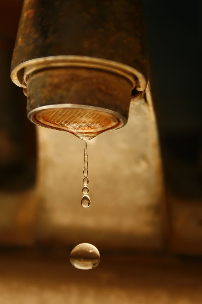 I am the raindrop falling down, Always longing for the deeper ground