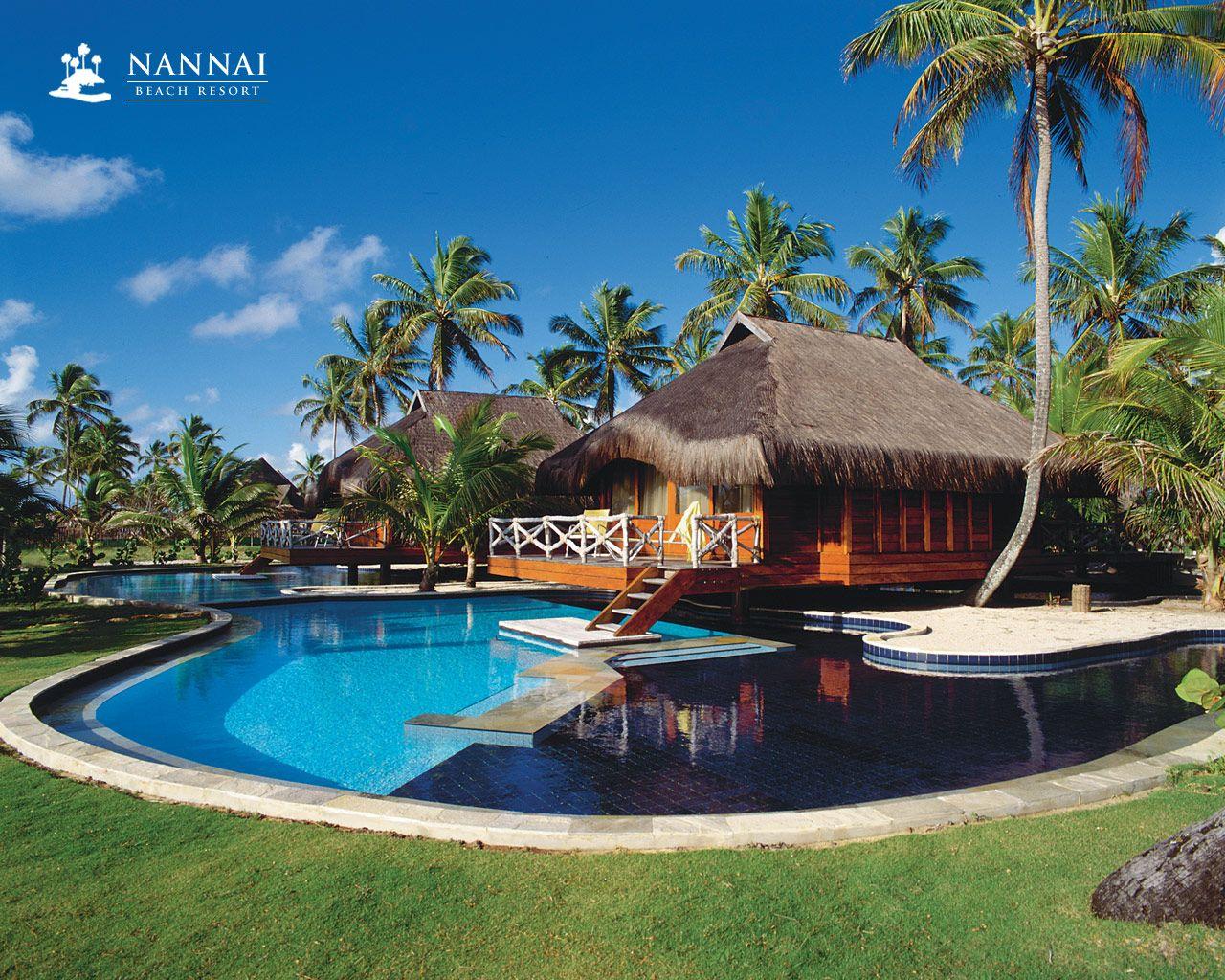 Nannai Beach Resort Muro Alto Pernambuco Brasil Page Www
