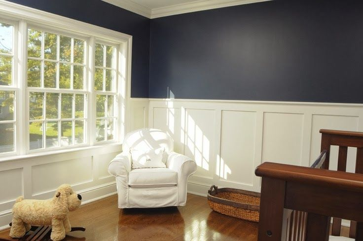 Pin By Monica Miller On Heather Glen Home Ideas Wainscoting Styles Remodel Bedroom White Paneling