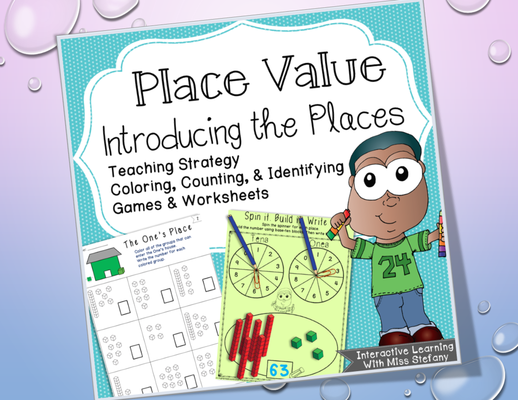 Teach Place Value With Games And Hands On Activities Pack